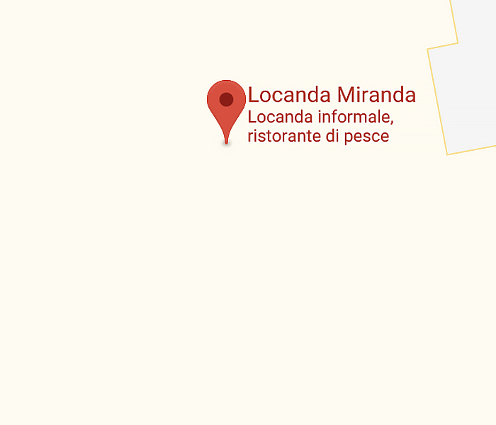 mappa hotel miranda