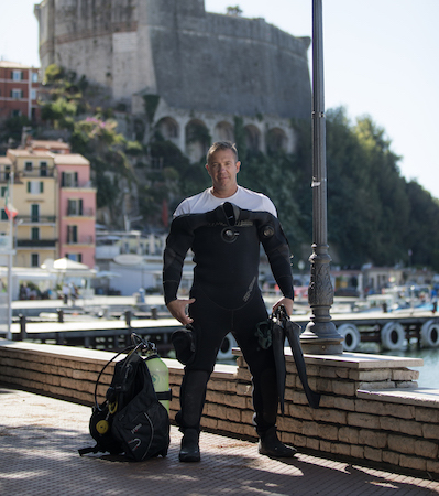 la tribe diving academy Lerici