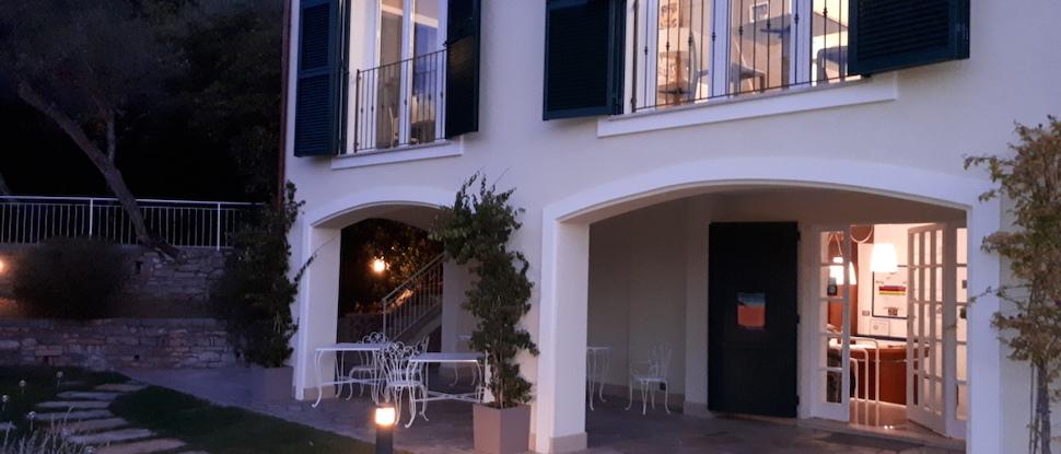 albergo blueline