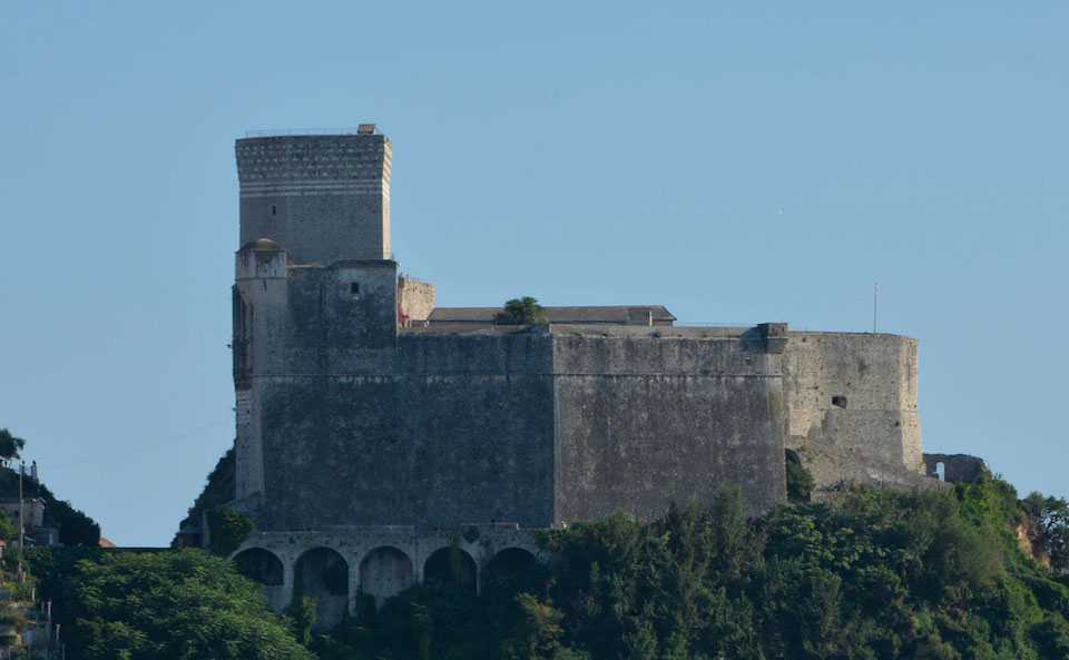 lerici-castello