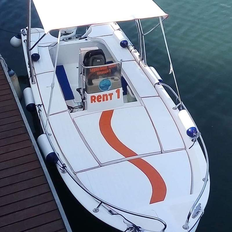 lerici boat rent barca venere