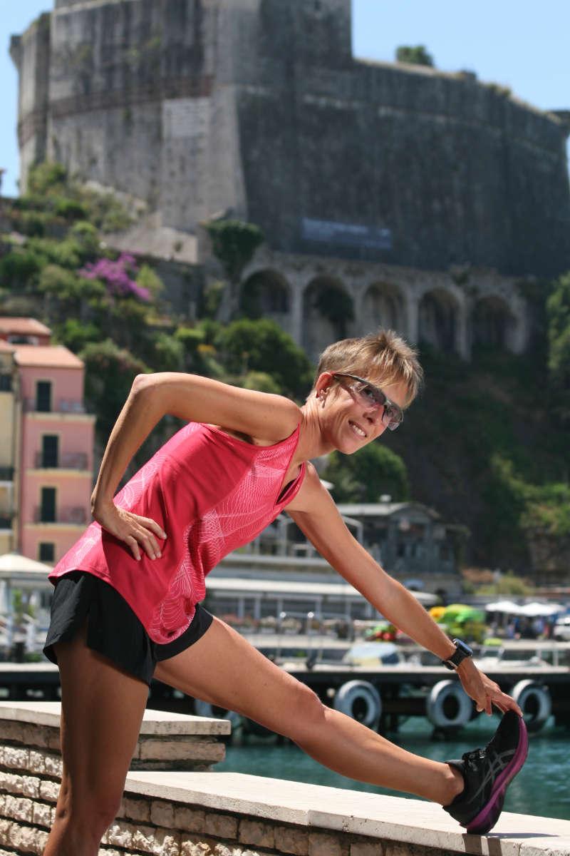 sabrina chiappa running station team